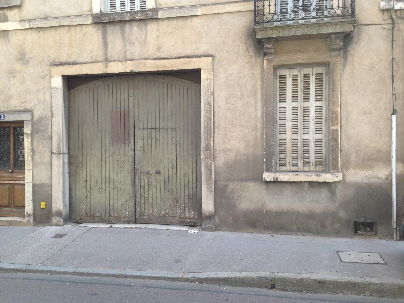 appartement atelier loft rue berliet vendu fdpi. Black Bedroom Furniture Sets. Home Design Ideas